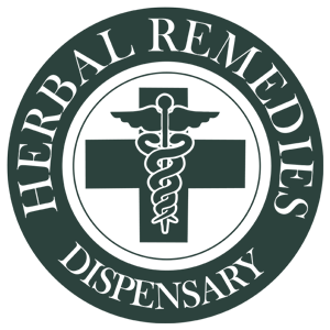 herbal remedies dispensary logo