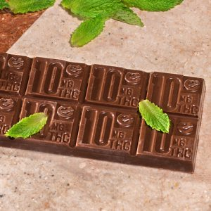 chocolate cannabis edible