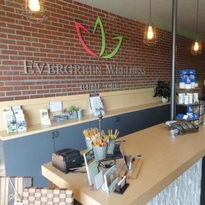 evergreen wellness inside