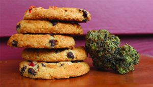 cannabis edible cookies