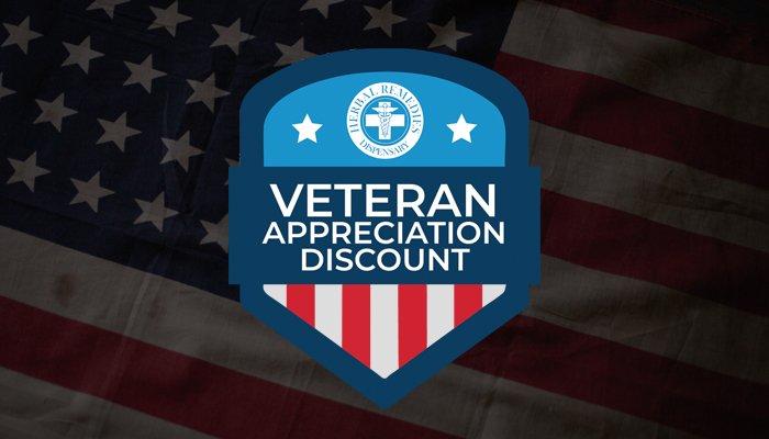 veteran appreciation discount