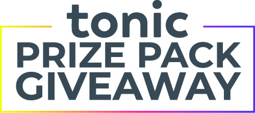 tonic prize pack giveaway logo