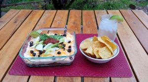 tranquil taco dip