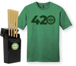 420 tee joint case with 4 raw cones
