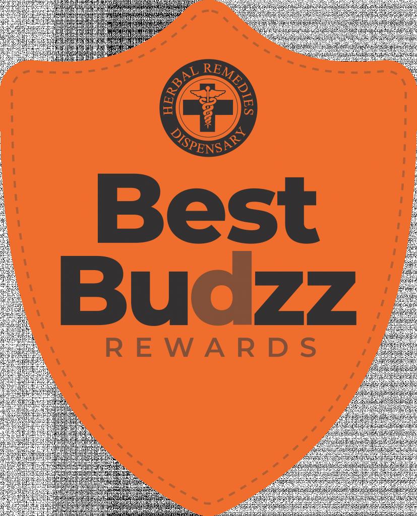 best budzz rewards loyalty program logo
