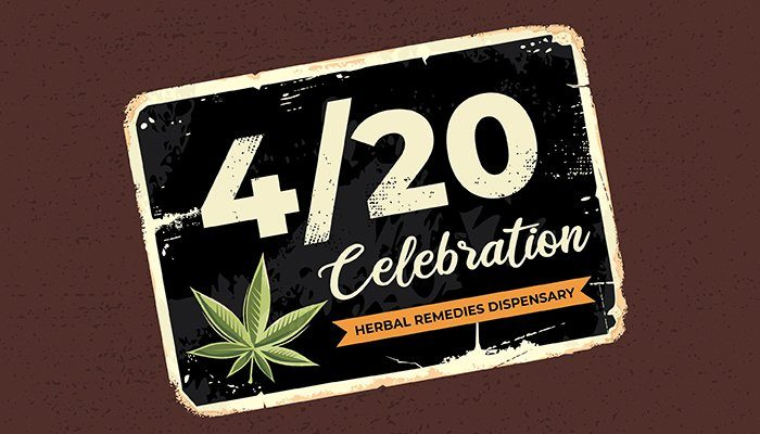 420 Celebration Logo